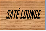 Logo - Saté Lounge is looking for sales staff!