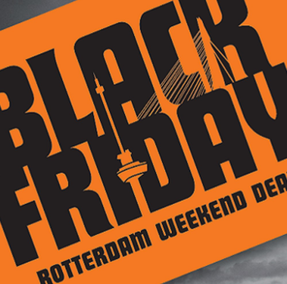 Black Friday Deals in Markthal!